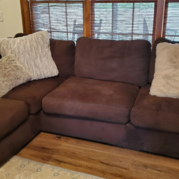Lovesac covers 4 bases, 5 sides EUC Covers Only